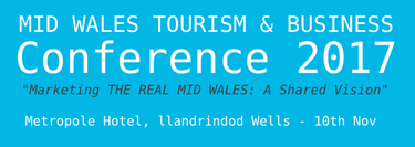MWT Conference - Wales Tourism and Business Conference 2017
